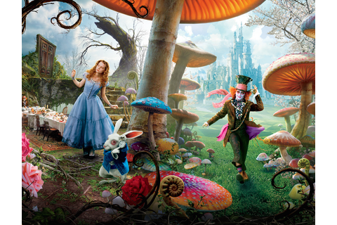 Alice Through the Looking Glass (2016) Drinking Game ...
