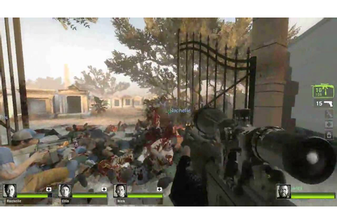 Left 4 Dead 2 Gameplay [HD] - YouTube