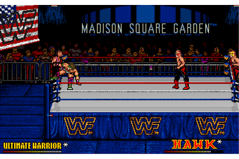 Download WWF European Rampage Tour | Abandonia