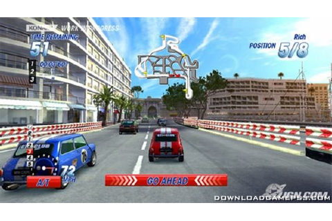GTI Club+ Rally Cote Dazur PSN - Download game PS3 PS4 ...