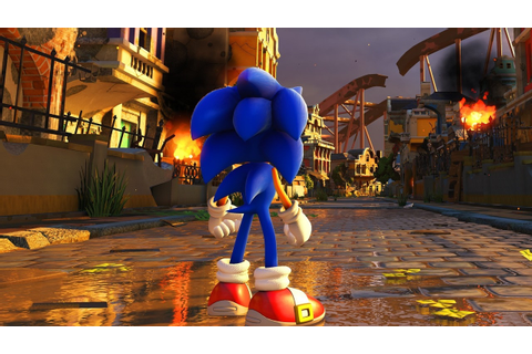 Sega goes for nostalgia and modern 3D with two new Sonic ...