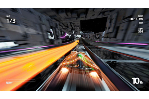 Nintendo Switch racing game Fast RMX is a great riff on F ...