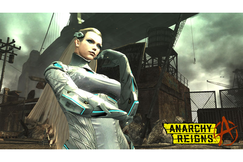 Anarchy Reigns: New Screenshots and Bio for Sasha - Nerd ...