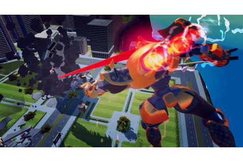 100ft Robot Golf (PS4 / PlayStation 4) News, Reviews ...