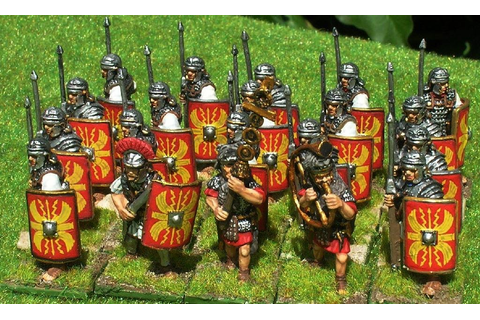 Legatus' Wargames Armies : Playing Favourites - my 300th post