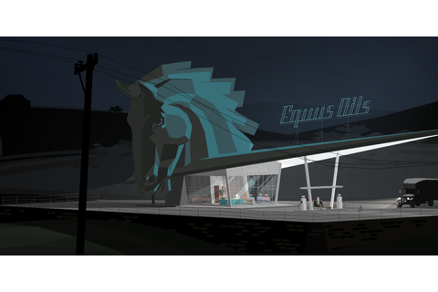 Unity - Kentucky Route Zero. by Cardboard Computer