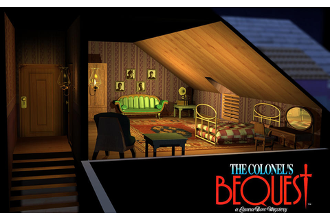 The Colonel's Bequest by emaciate on DeviantArt