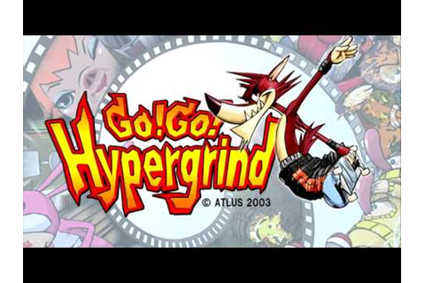 Go! Go! Hypergrind OST - Main Menu Theme - YouTube