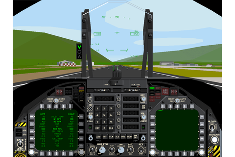 Download F/A-18 Hornet 3.0 (Windows) - My Abandonware