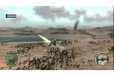 Air Conflicts Secret Wars 2011 Gameplay HD. - YouTube