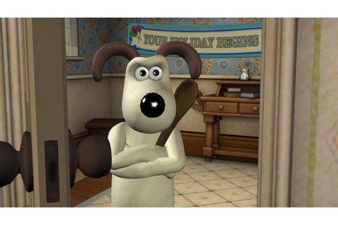 Wallace & Gromit's Grand Adventures - Episode 2 : The Last ...