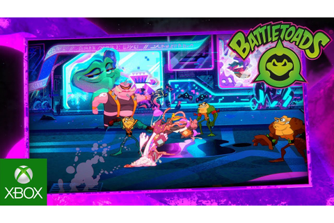 Battletoads - E3 2019 - Gameplay Trailer - YouTube