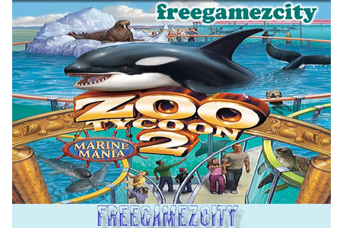 Zoo Tycoon 2: Marine Mania full game free pc, down