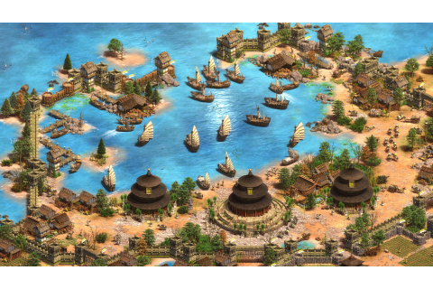 Age of Empires II: Definitive Edition lives up to its title