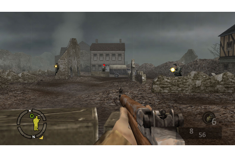 Best PSP games download: Brothers In Arms D-Day