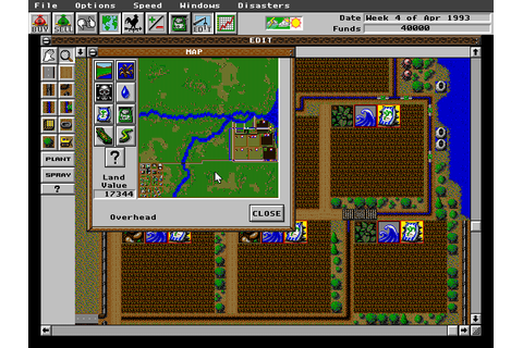 NOSTALGIA PC GAMER: Sim Farm