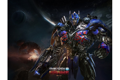 New Transformers: Online Character Posters - Transformers ...