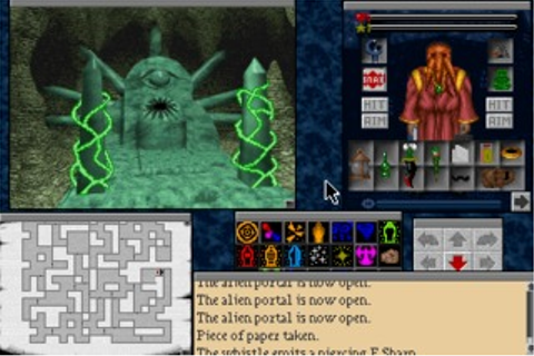 The Legacy: Realm of Terror Game Download