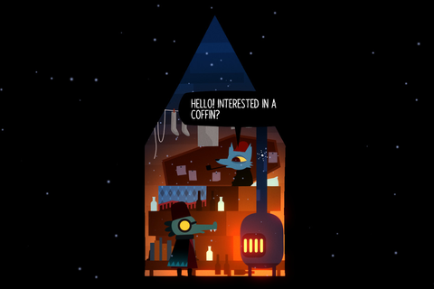 Night in the Woods' latest gift is more than just a ...