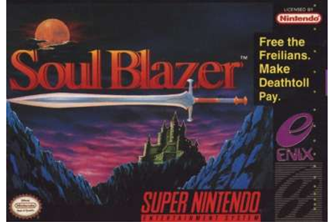 Game: Soul Blazer [SNES, 1992, Enix] - OC ReMix