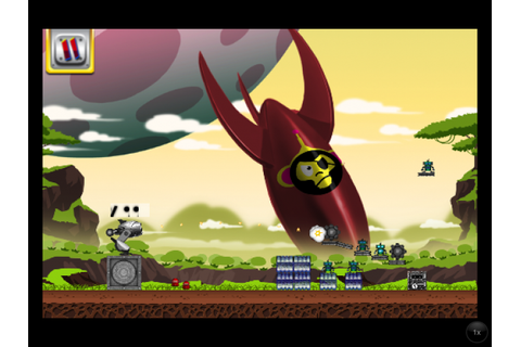 Review: Cannon Cadets- Like Angry Birds?