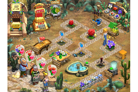 Flower Shop - Big City Break > iPad, iPhone, Android, Mac ...