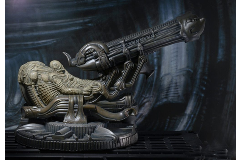 Alien – Foam Replica – Fossilized Space Jockey