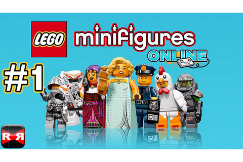 LEGO Minifigures Online (By Funcom N.V.) - Pirate World ...