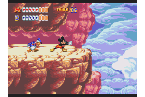 Mickey Mouse - World of Illusion Screenshots | GameFabrique