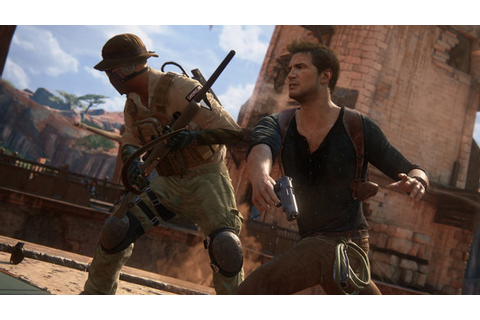 Uncharted 4: A Thief's End | PS4 Games | PlayStation