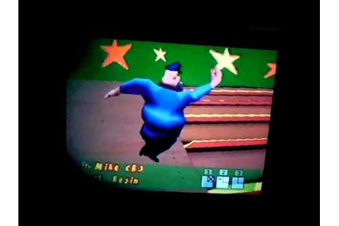 Playstation Animaniacs Ten Pin Alley (2nd Run) Game 5 Part ...