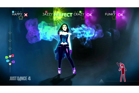 Nelly Furtado - Maneater | Just Dance 4 | Gameplay - YouTube