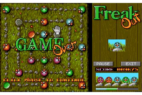 Download Freak Out - My Abandonware