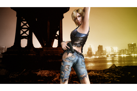 Parasite Eve - Mystery Wallpaper
