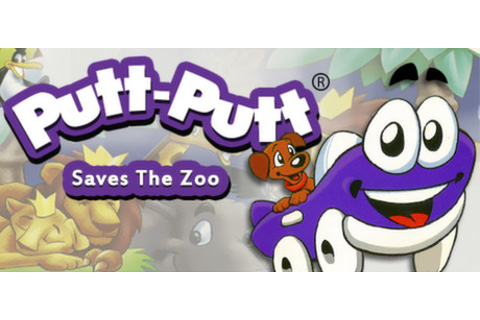 Save 60% on Putt-Putt® Saves the Zoo on Steam