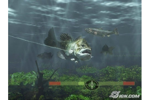 Rapala Fishing Frenzy 2009 Review - IGN