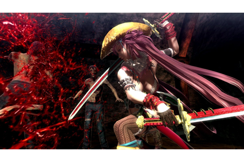 Onechanbara Z2 Chaos (PS4) | The Gamesmen