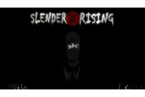Slender Rising Free - iPhone & iPad Gameplay Video - YouTube