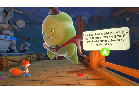Super Lucky's Tale – Review – ThisGenGaming