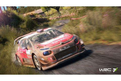 Test de WRC 7 (PS4/Xbox One/PC) - page 1- GamAlive