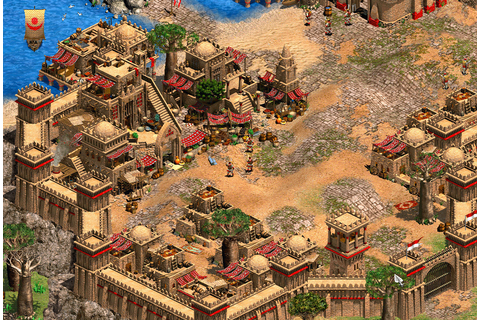 Age of Empires II HD: The African Kingdoms Windows game ...