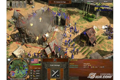 FREE DOWNLOAD GAME Age of empires III ( AOE ) full version ...