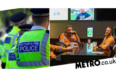 Coronavirus UK: Police can fine people in pubs who are ...