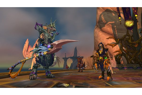 World of Warcraft: Warlords of Draenor's Spires of Arak ...