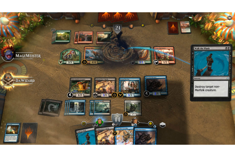 Magic: The Gathering Arena | MAGIC: THE GATHERING