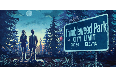Thimbleweed Park | Nintendo Switch download software ...