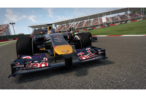 "Photo ""F1 2014 The Game Red Bull Racing"" in the album ..."