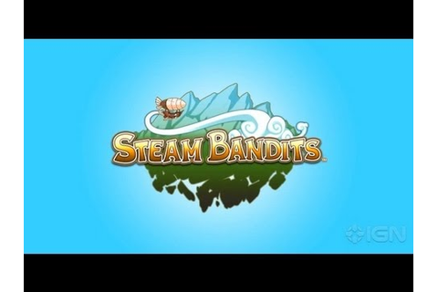 Steam Bandits: Outpost Future Games & Trans-Gaming - YouTube