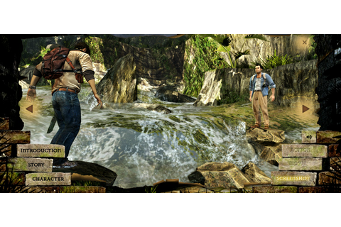 New Uncharted: Golden Abyss Screenshots Surface - System ...