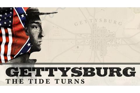 Gettysburg: the Tide Turns - FREE DOWNLOAD CRACKED-GAMES.ORG